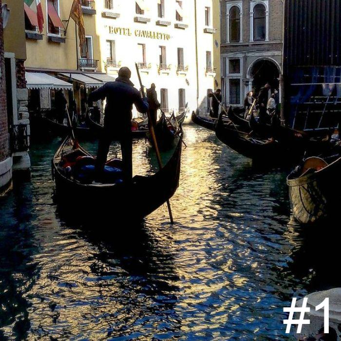 #01 | Carnaval | Veneza | Italia