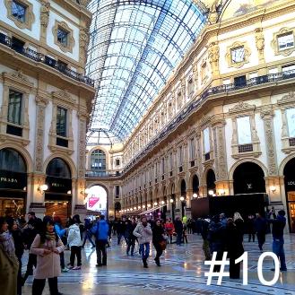 #10 | Galerias Vittorio Emanuele | Milão | Itália