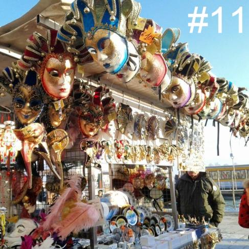#11 | Carnaval | Veneza | Itália