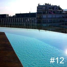 #12 B Hotel | Barcelona | Espanha
