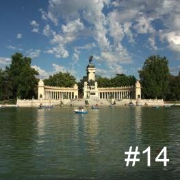 # 14 | Parc Del Retiro | Madrid | Espanha