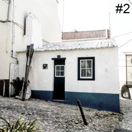 #02 | Casa típica | Nazaré | Portugal |