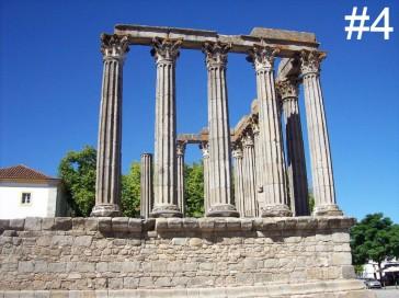 Templo Romano de Évora, ou Templo de Diana