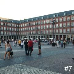 #07 | Plaza Mayor | Madrid | Espanha |
