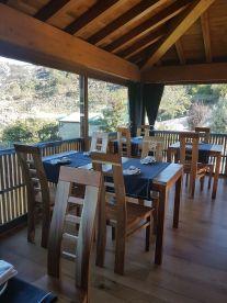 Sala dos Pequenos Almoços/Restaurante